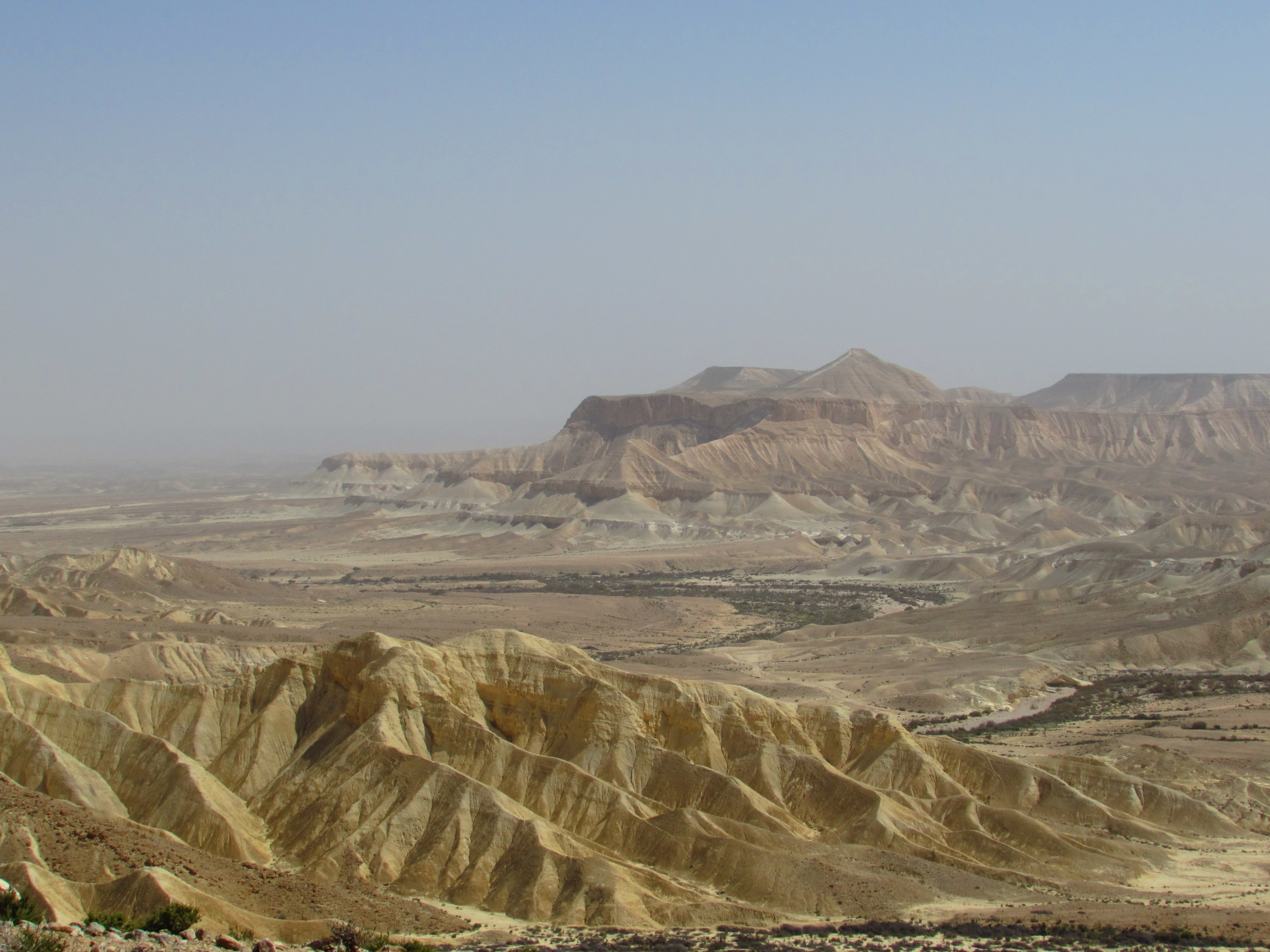 In the heart of the Negev Desert, in Southern Israel